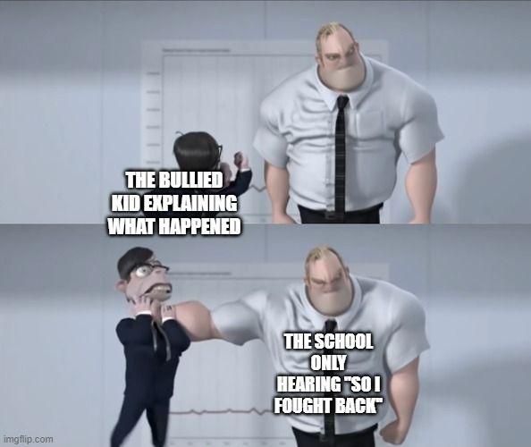 school really really sucks