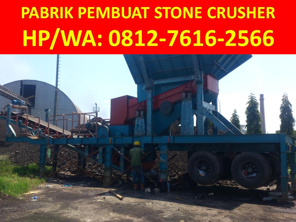 Hp Wa 0812 7616 2566 Tsel Harga Stone Crusher Kecil Makassar Harga Stoen Crusher Mobile Makassar Daftar Harga Stone Crusher Makassar Batu Hubungan Mesin