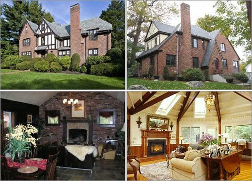 Tudor style houses pictures