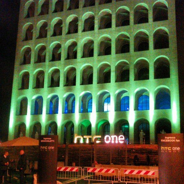 HTC One night is starting.