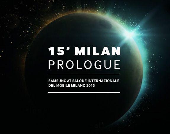 15' MILAN - PROLOGUE - 삼성 인 밀라노 : 현실과 초현실이 통합되어 하나의 경계없는 세상으로 이끄는 새로운 경험이 시작됩니다