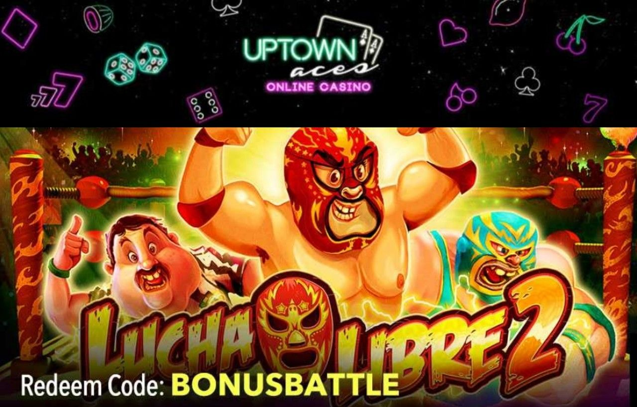 Uptown Aces casino daily bonus offers 2020. 35 weekend
