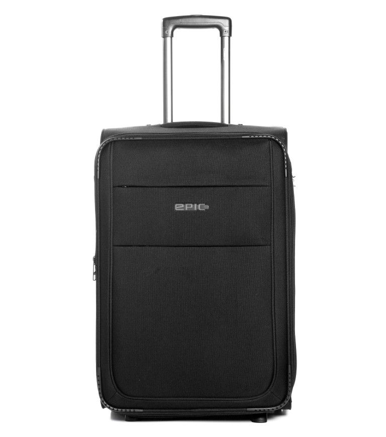 epic Discovery AIR 65cm Trolley SlimMax black