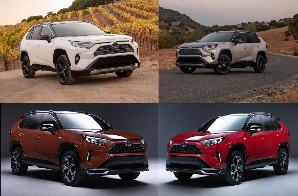2020 Rav4 Hybrid Features Trim Specs Photos In 2020 Rav4 Hybrid Rav4 Toyota Rav4 Hybrid
