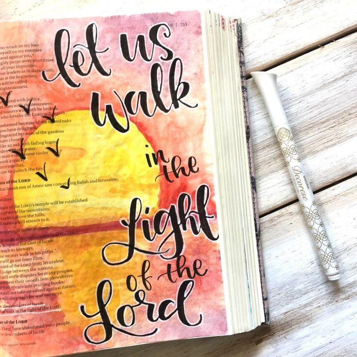 Best Pens For Bible Journaling - Scribbling Grace