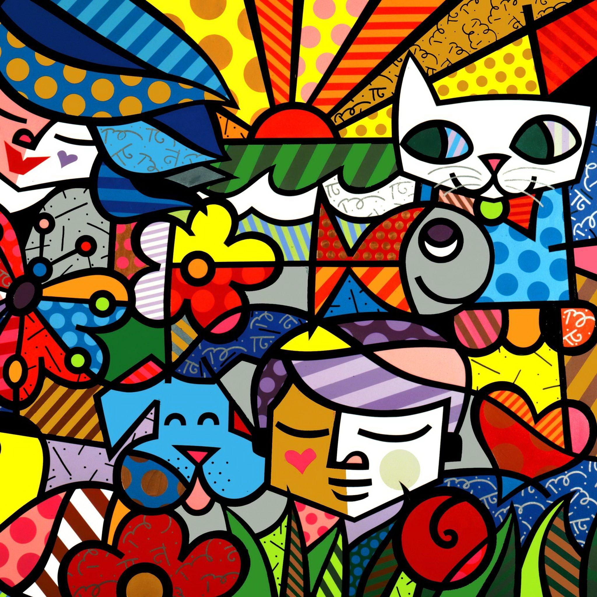 Art. The iPad Retina Wallpaper I just pinned!