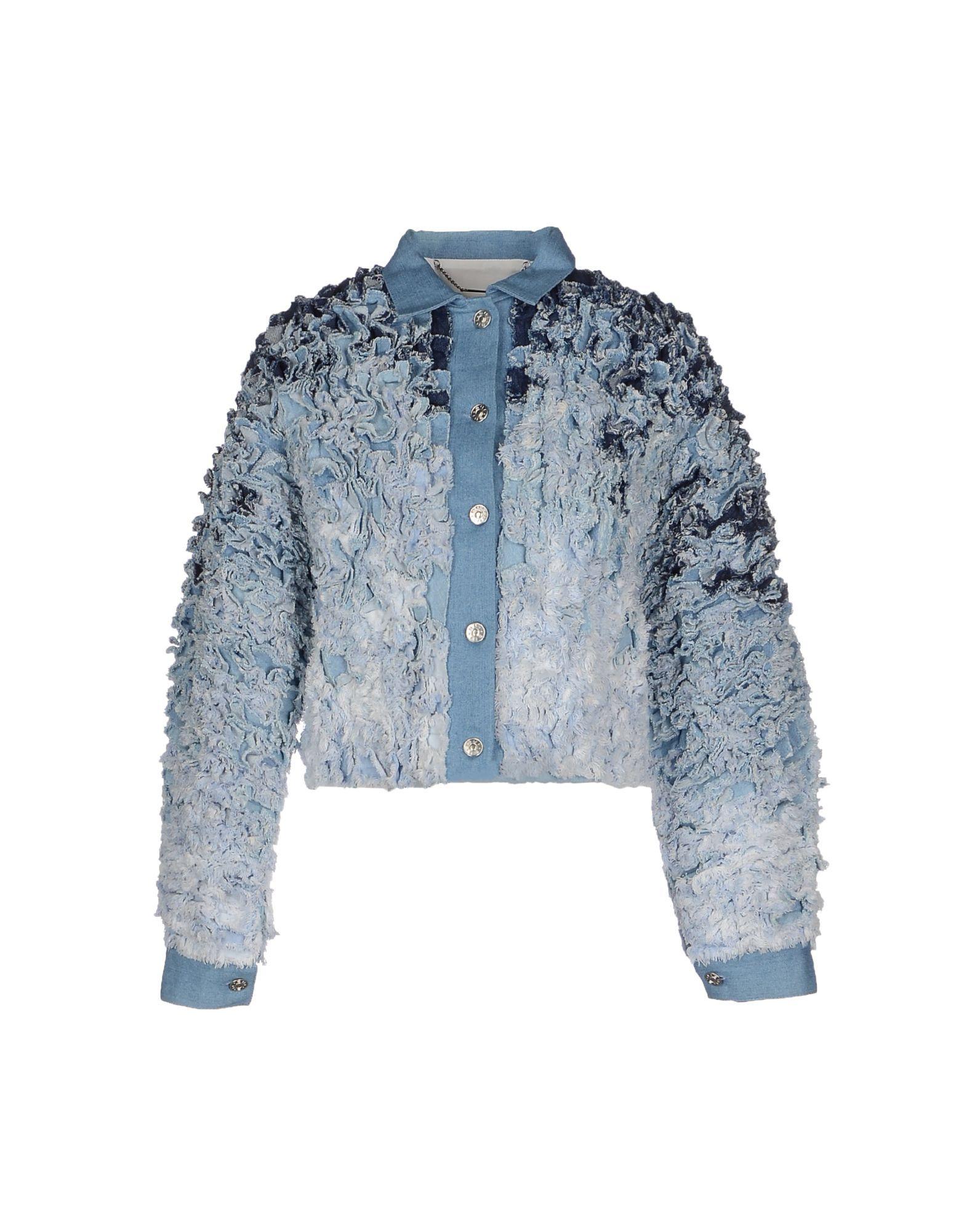 Shop this BARBARA BUI Denim jacket > http://yoox.ly/1H2XFN1