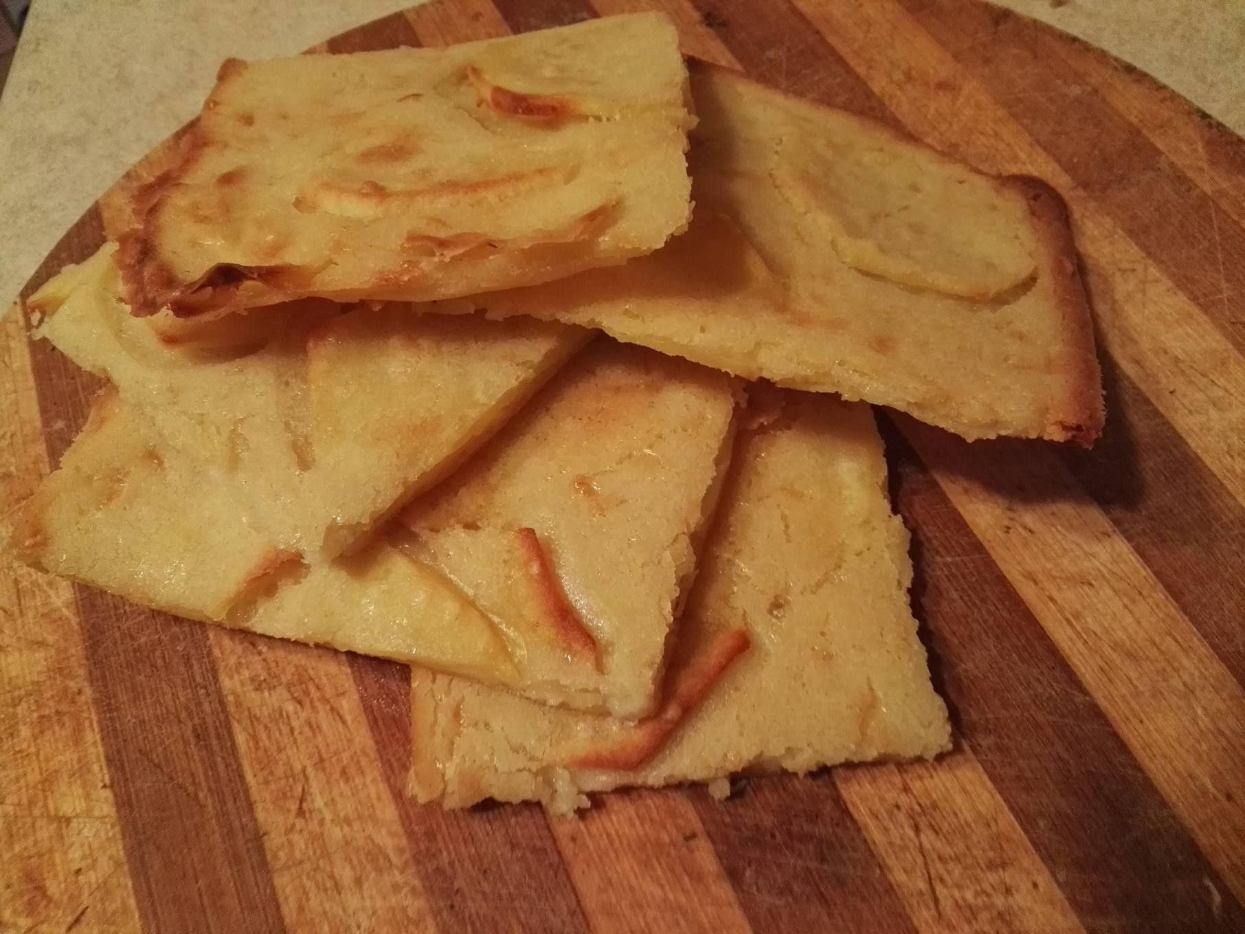 Schiacciatina di patate
