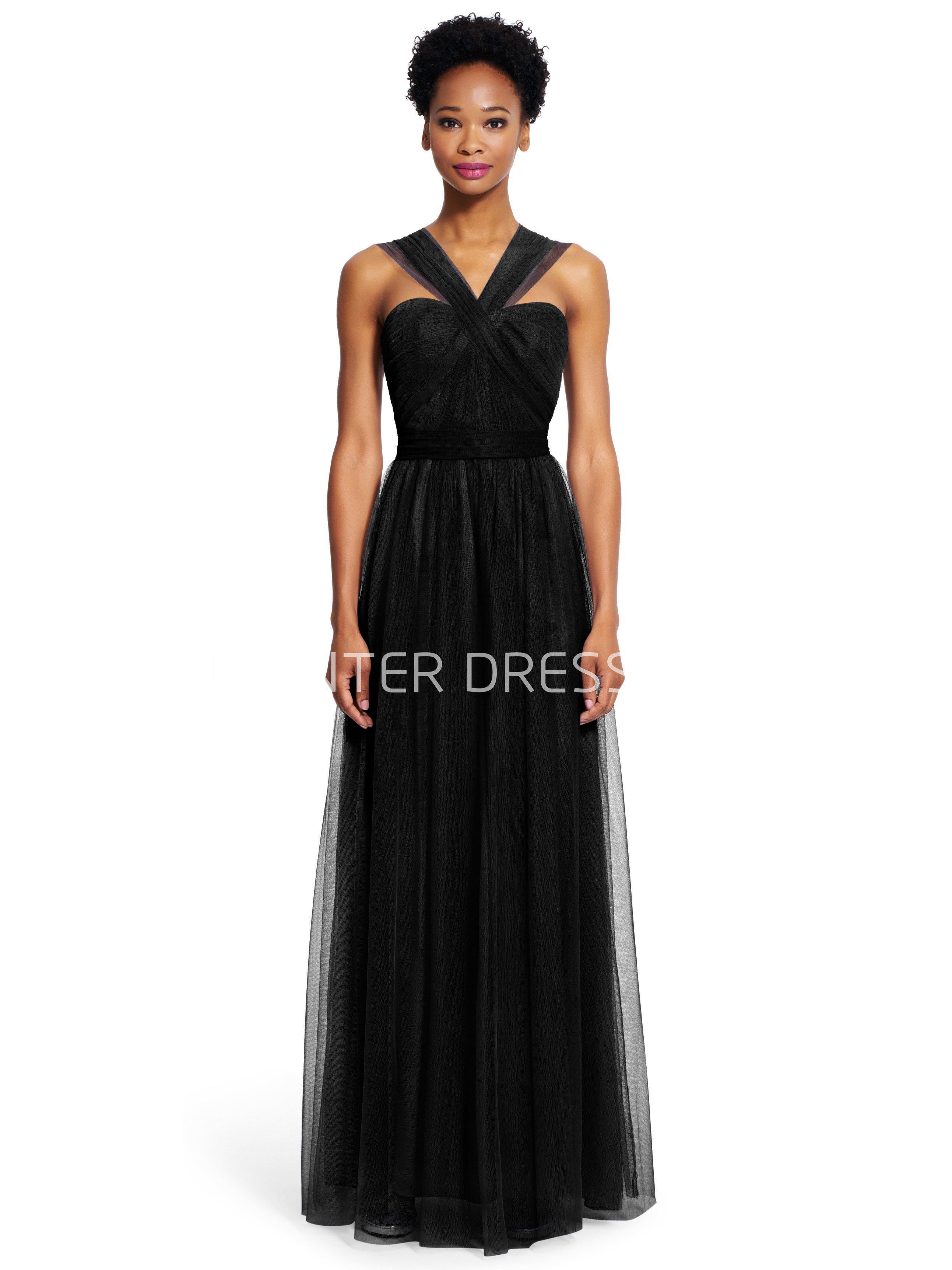 Sheath ruched strapless tulle bridesmaid dress black bridesmaids 12589 unique sheath ruched strapless tulle black bridesmaid dress httpwww ombrellifo Gallery