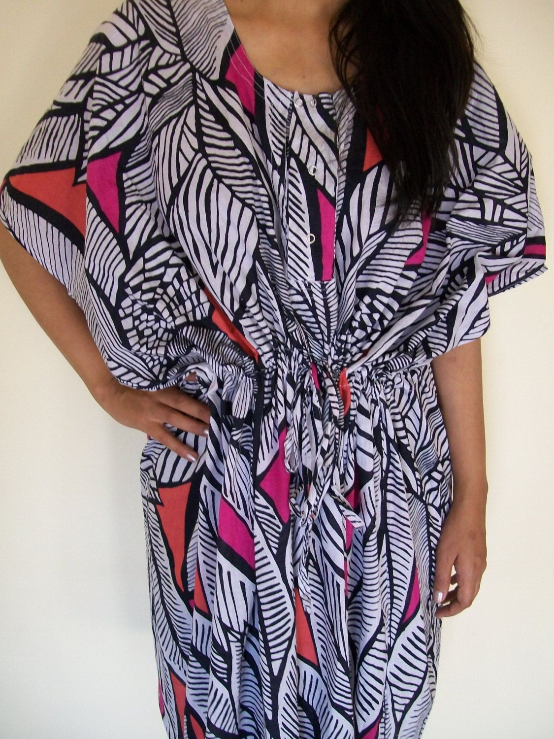 The Perfect Maternity Hospital Gown,Nursing kaftan,For Moms to be ...