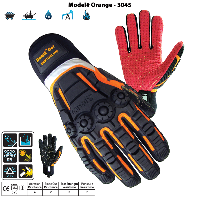 Pin On Oil Resistant Gloves Petrochemical