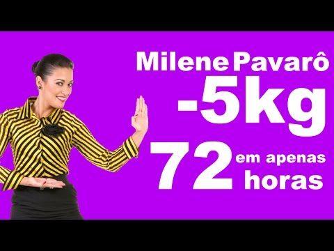 Programa da Eliana 18/10/15. Dieta Detox Volumétrica - Pavoro perdeu 5kg em 72 horas - YouTube