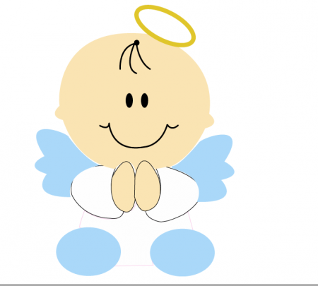 Angelito Png Hello Kitty Baby Shawer Character