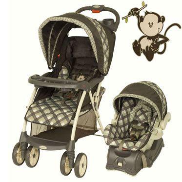 Venture LX Travel System - Monkey Around | babybear <3 | Pinterest ...