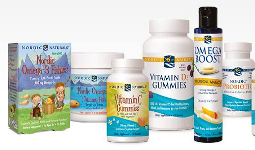 FREE Nordic Naturals Wellness Sample of Choice