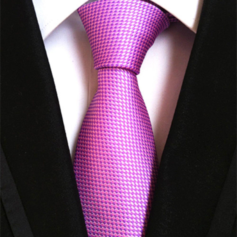 Handmade Neck Tie // Navy Cross Stripes If clothes make