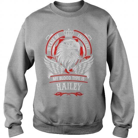 I Love HAILEY, HAILEYYear, HAILEYBirthday, HAILEYHoodie, HAILEYName, HAILEYHoodies T shirts