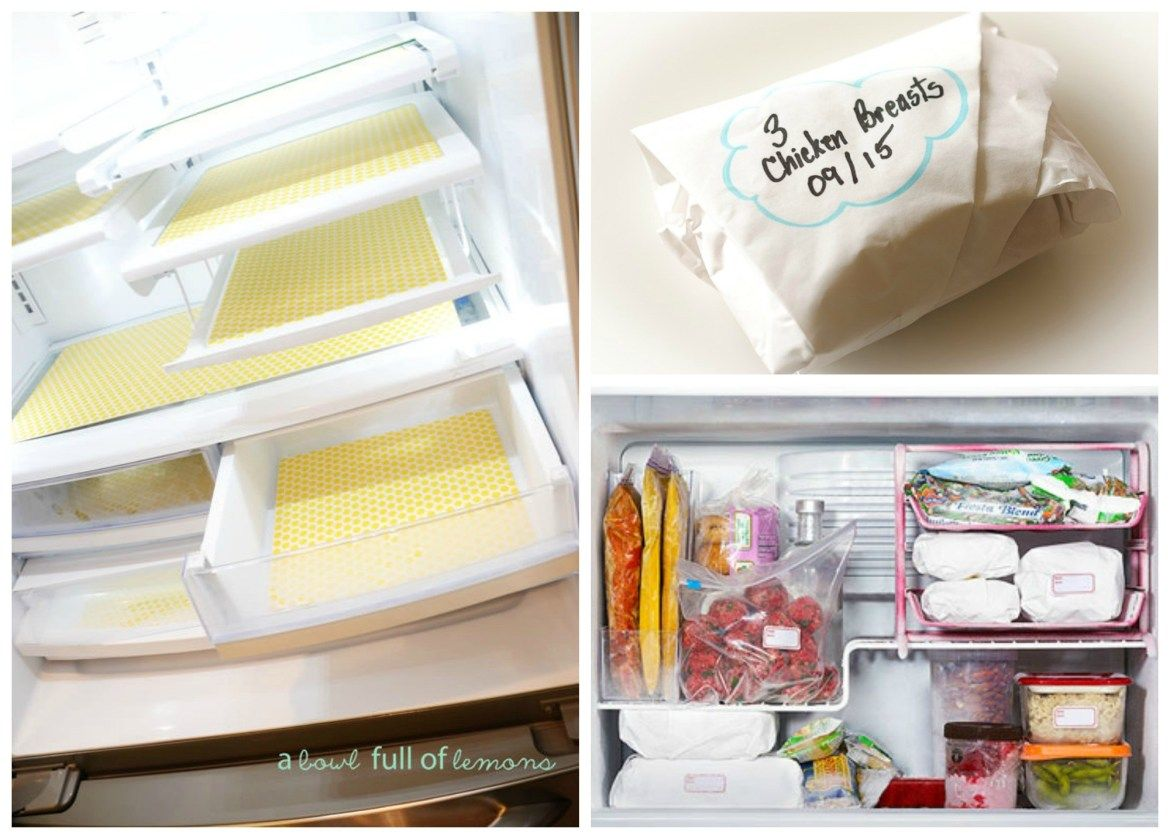 6 Life Changing Freezer Hacks Anyone with a Kitchen Needs -   18 DIY Clothes Storage life changing ideas