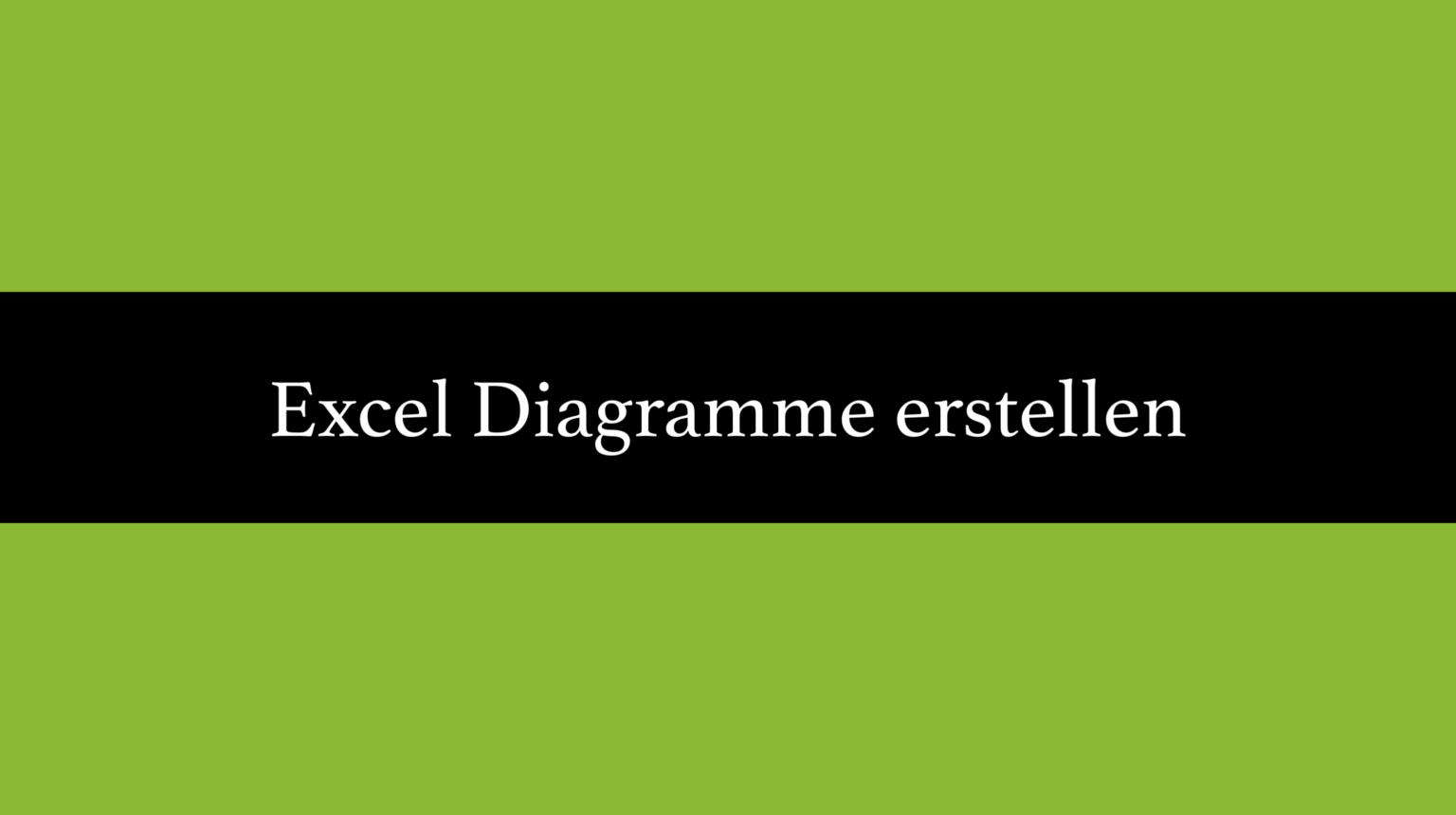 Ein Excel Diagramm Erstellen Bearbeiten Und Formatieren Diagramm Erstellen Diagramm Buroorganisation Tipps