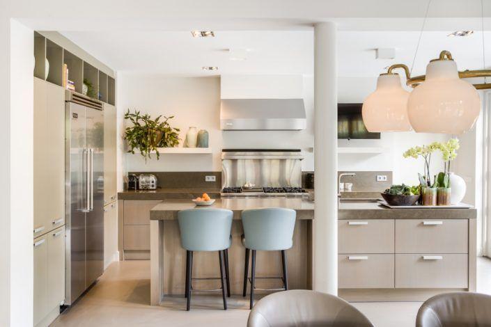 Comfort in de stad u erik koijen interieurarchitectuur kitchens