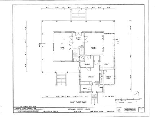 Carpenter Gothic House Plan Watkins Cartan Residence C 1866 Gothic House Early American Homes Tudor Style Homes
