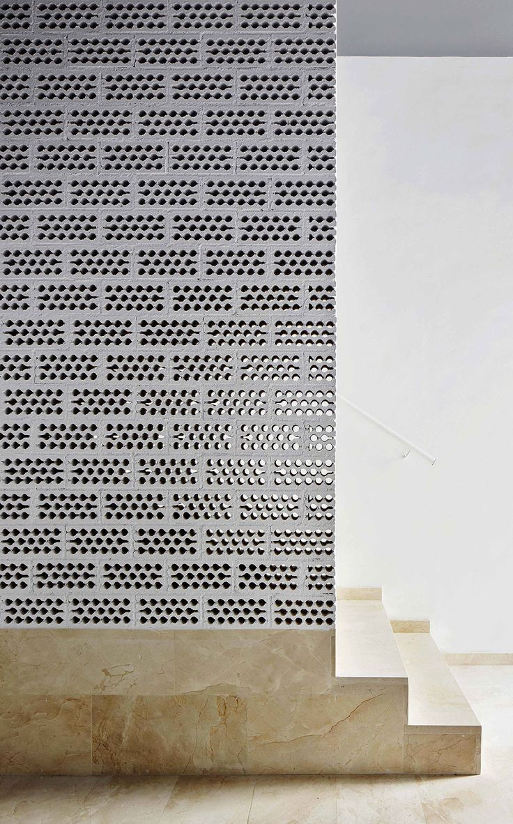 Details Oriented By Shape Space Brick Architecture Social Housing Brick Facade