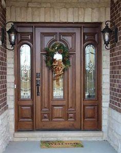 Puertas principales de madera buscar con google puerta - Puertas principales de madera ...