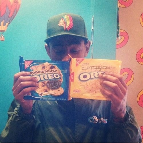 Tyler, the Creator is such a babe