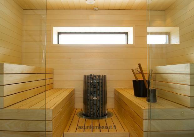 Casa Forte - Sauna | Asuntomessut