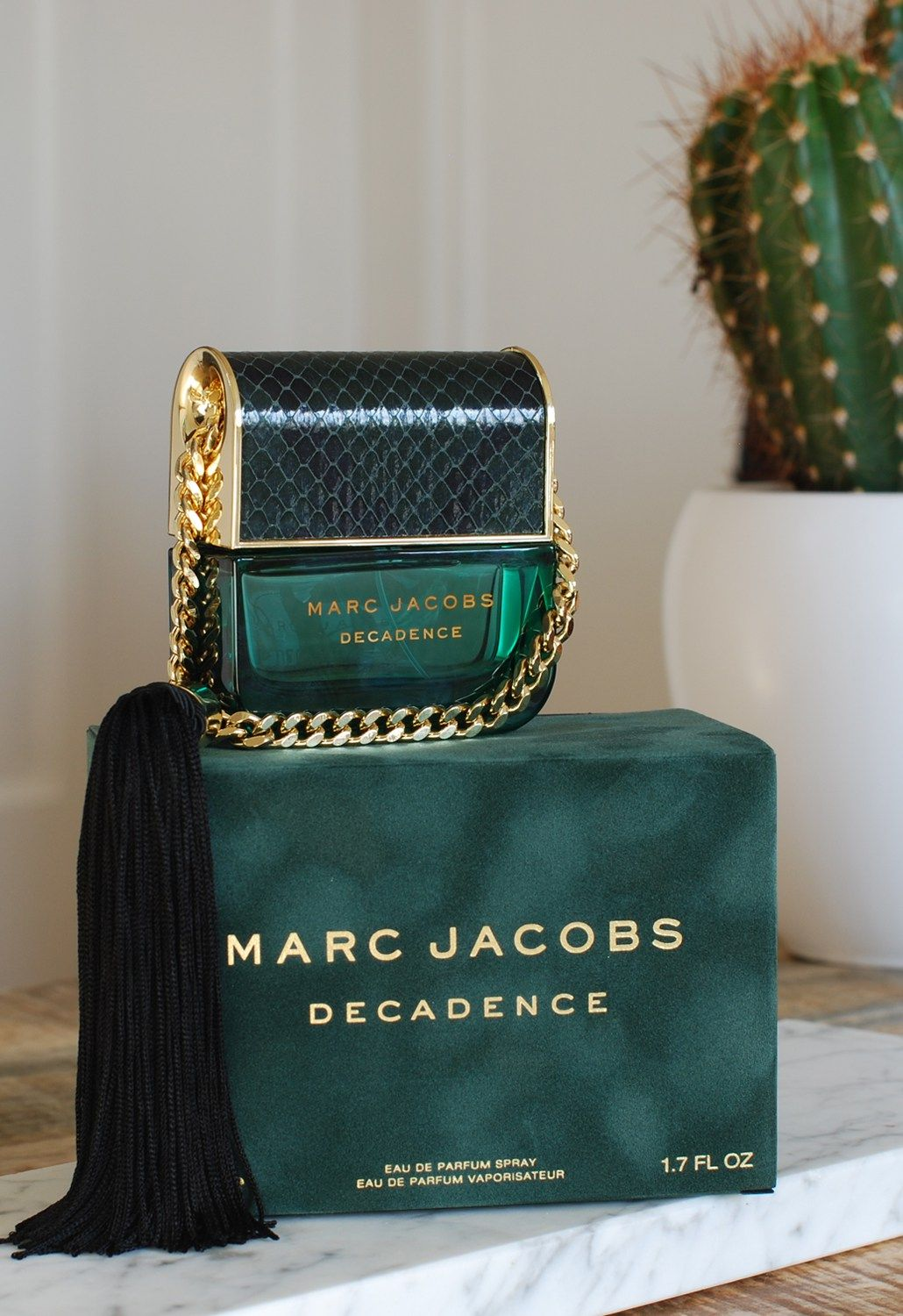 Marc Jacobs Decadence   Lifestyle by Linda