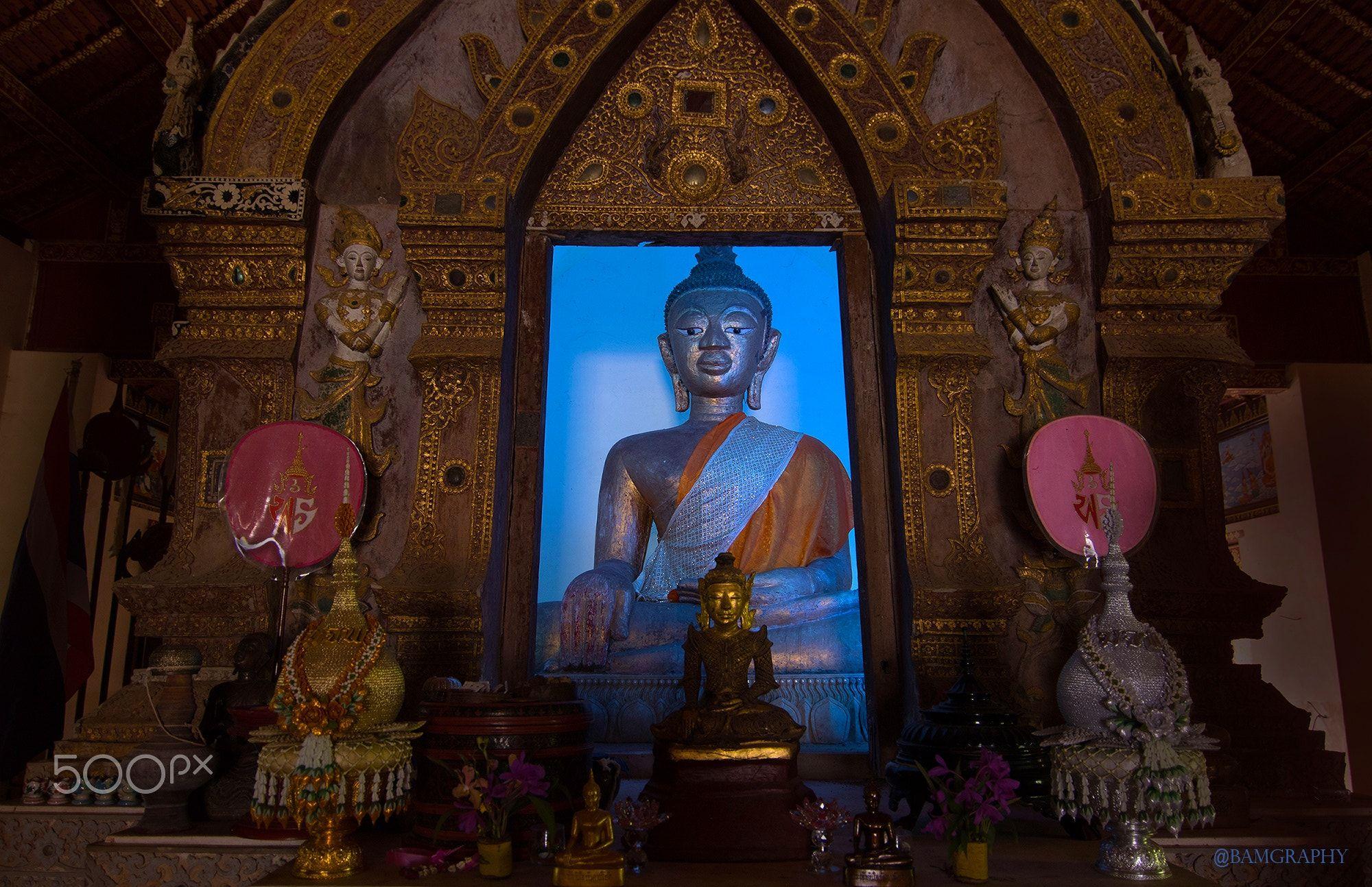 Lanna Buddha