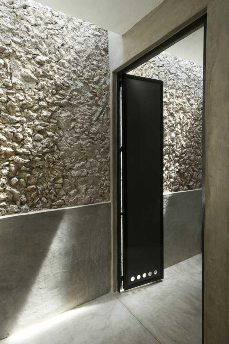 Haus außentor design innentür für zeitgenössische wohnräume  интерьер  pinterest