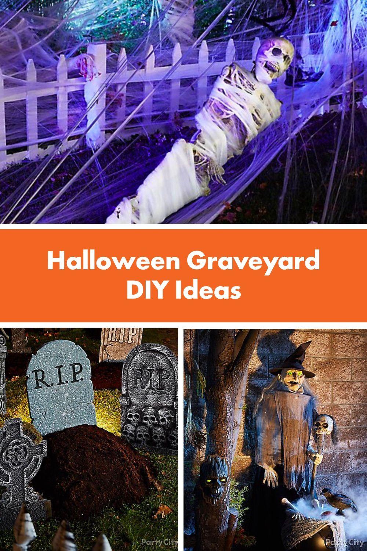 12 Best Outdoor Halloween Decoration Ideas Halloween Outdoor Decorations Scary Halloween Yard Outdoor Halloween