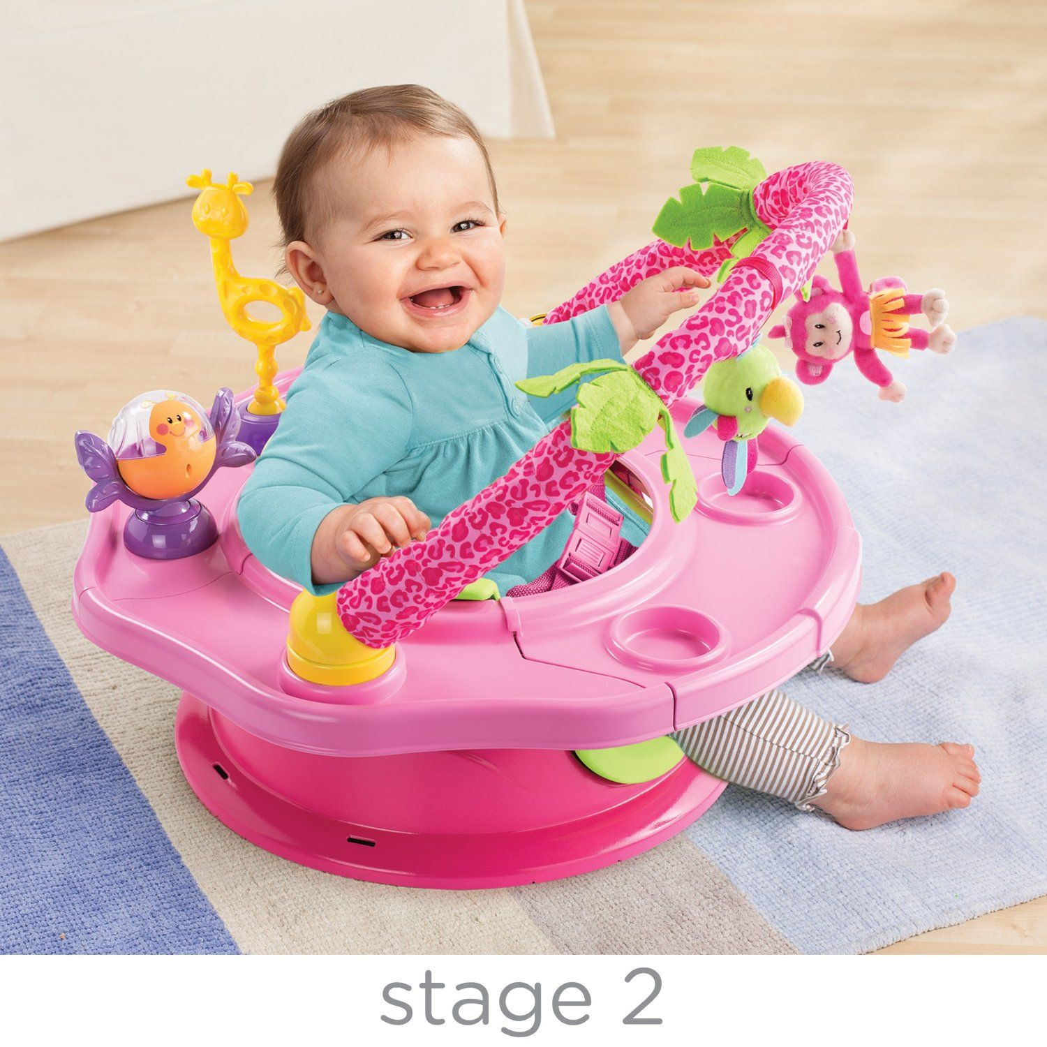 Summer Superseat 3 In 1 Baby Seat And Activity Centre Other