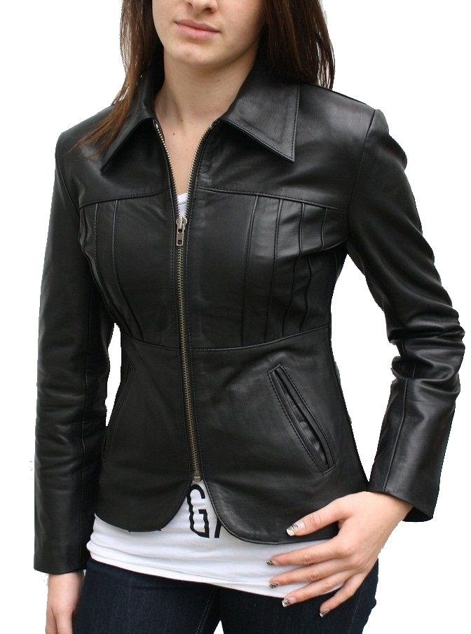 jacketers.com women-leather-jackets-23 #womensjackets | All Things ...