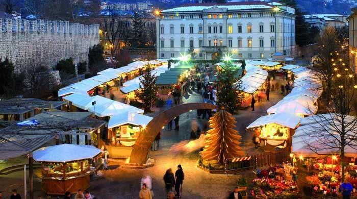 Mercatino di Natale di Trento #Trentino