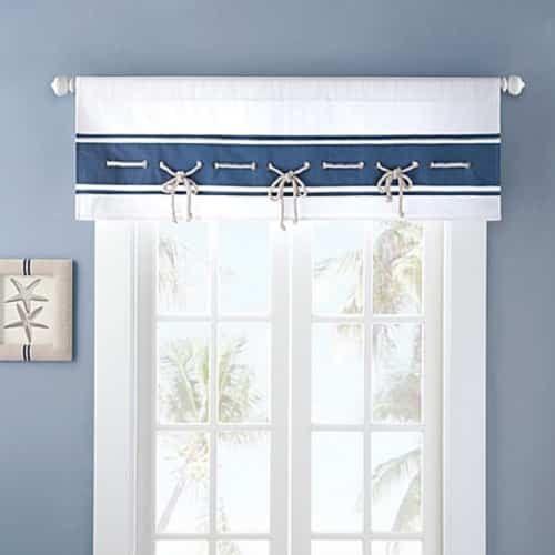 10 Attractive Coastal Kitchen Curtains Under 33 00 Home