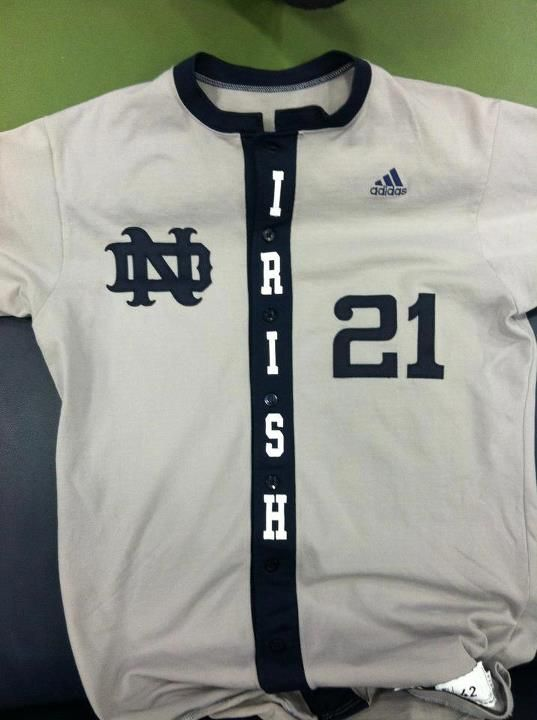 reputable site f240f 93bba Irish baseball uniforms in throwback style. (From Facebook ...