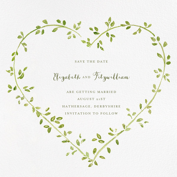 dahlias save the date paperless post wedding invitations