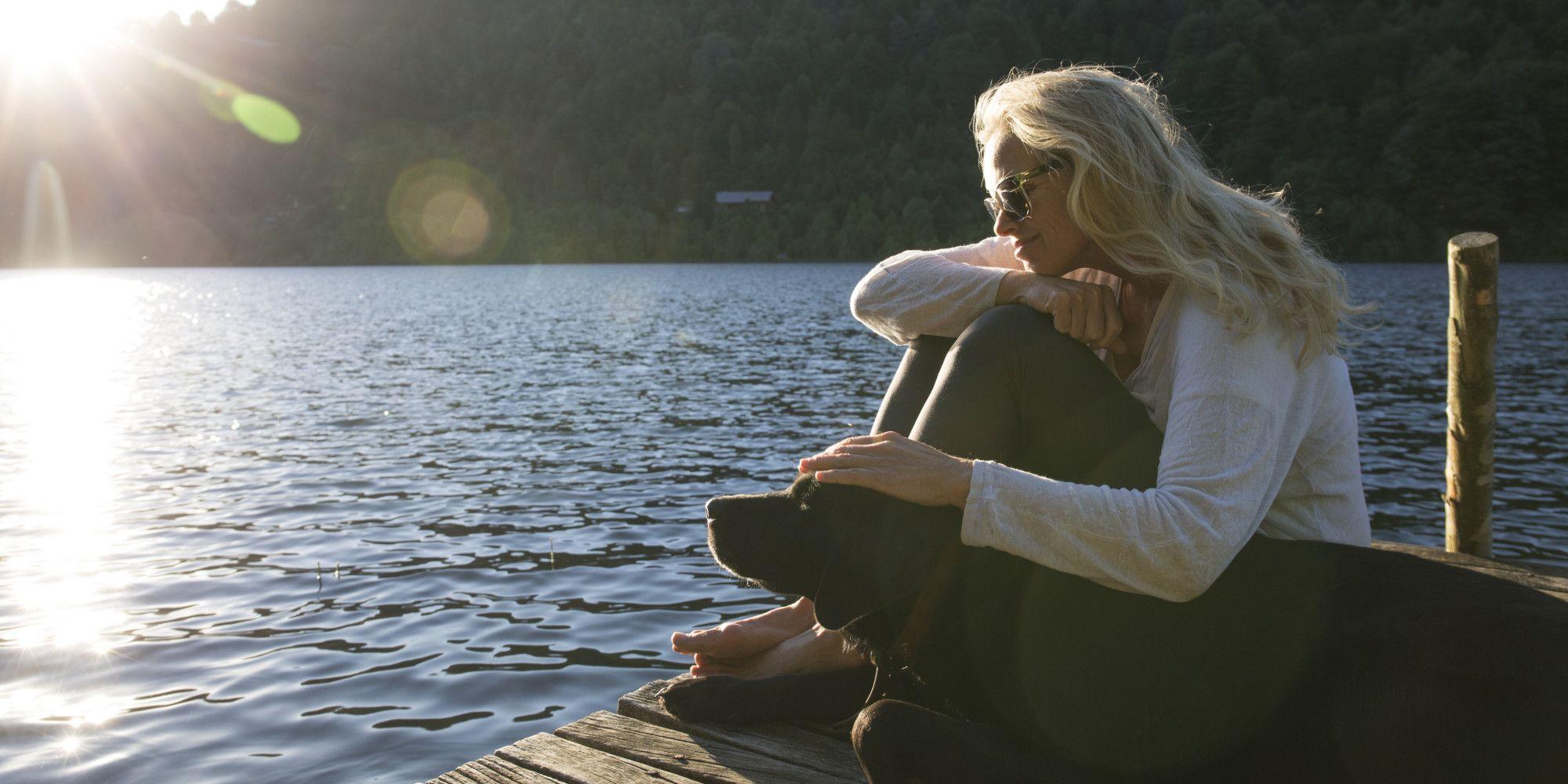 when setting aside time to do something for ourselves whether its exercise, meditation or just happy hour feel good about it! its important to take care of yourself without feeling guilty!