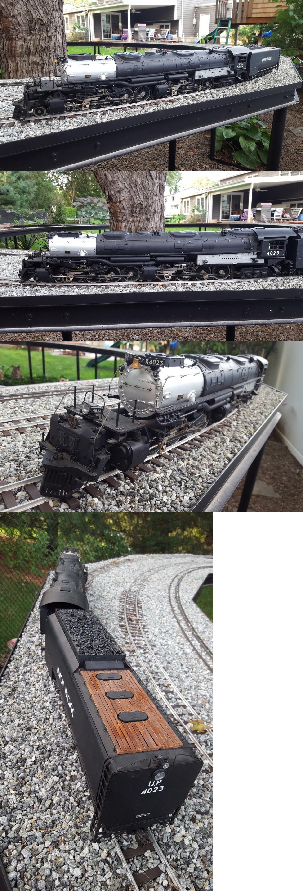 Locomotives 81012: Aster Bigboy 1 32 Gauge 1 Electric -> BUY