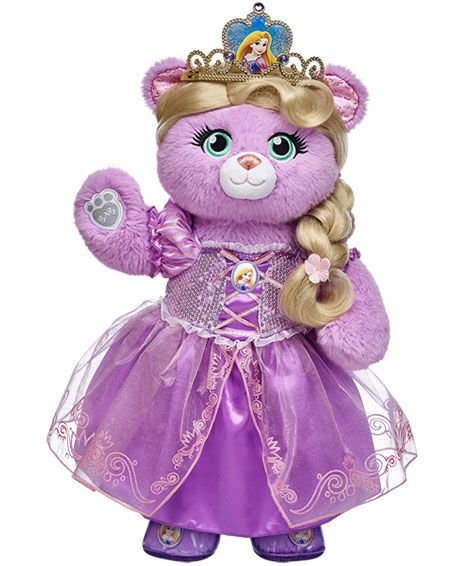 Build A Bear Cinderella Limited Edition