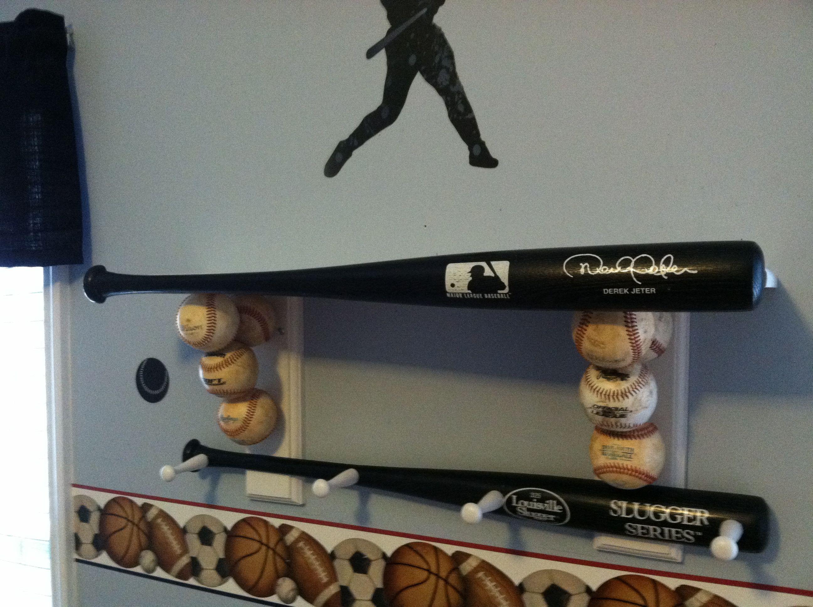 Baseball Trophy Shelf