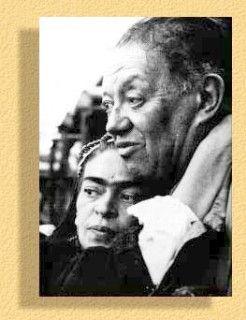 Frida Kahlo Biografia Resumida Corta Breve Diego Rivera