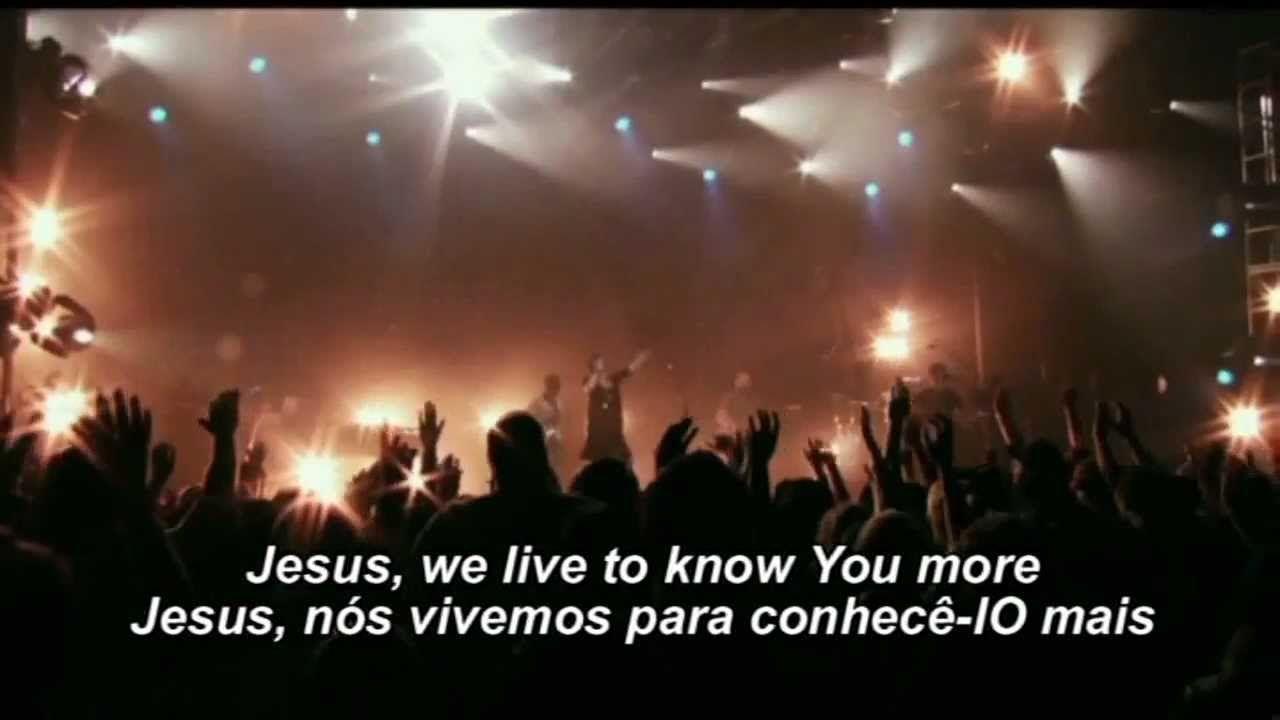 Jesus Culture - You Are My Passion - Legendado Inglês e Português