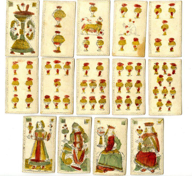 Image gallery print playingcard tarot cards art