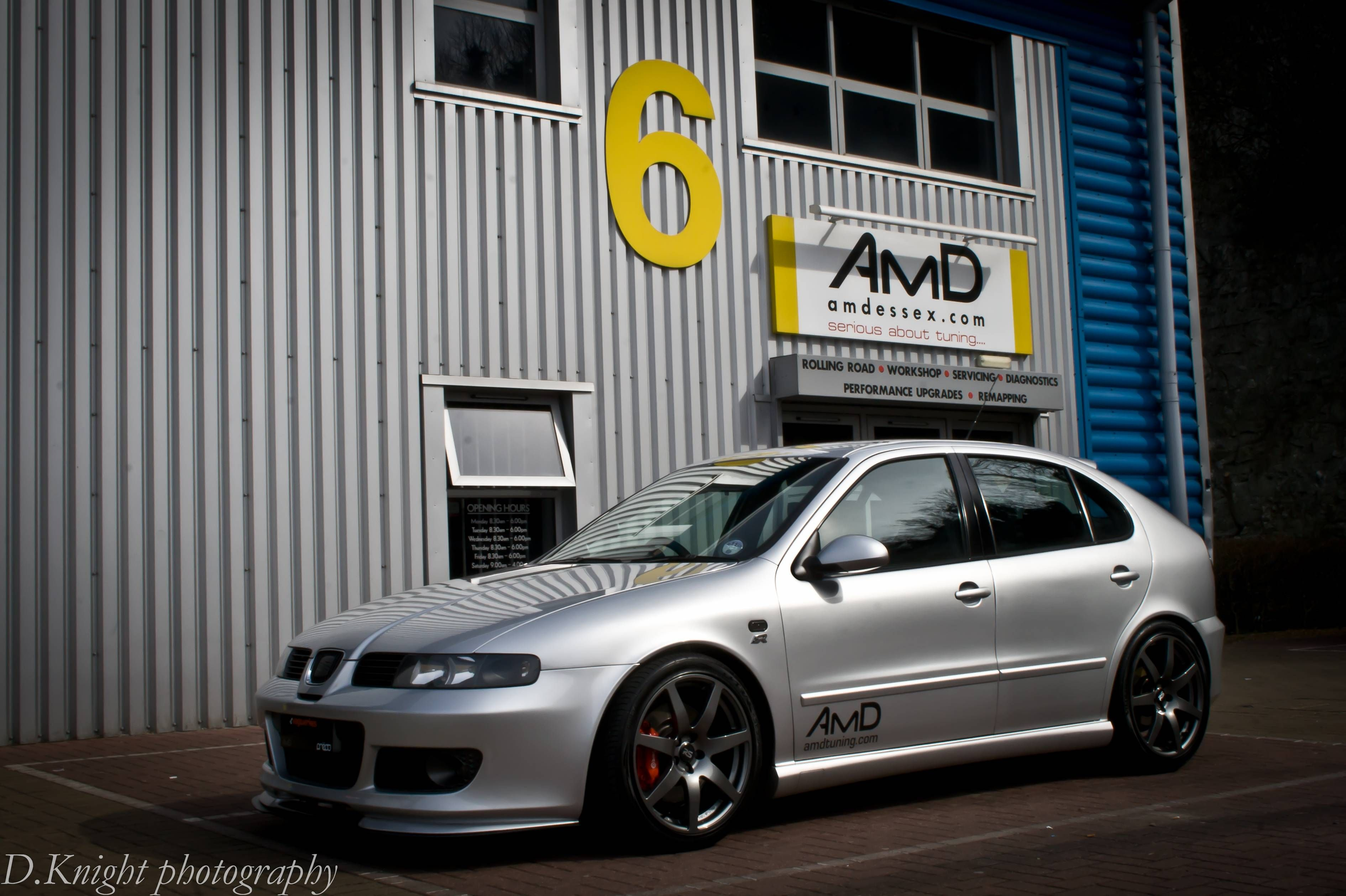2004 Seat Leon Cupra R 1 8 Turbo Owned By Darren Knight Leon