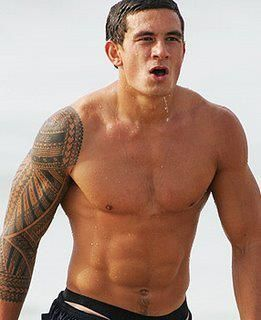 Sonny Bill Williams Rugby Players