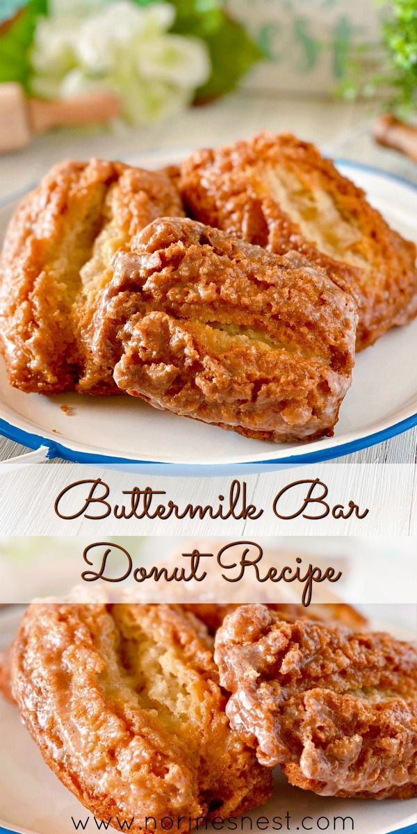 Buttermilk Bar Doughnut Recipe Norine S Nest Recipe In 2020 Buttermilk Bar Donut Recipe Doughnut Recipe Recipes