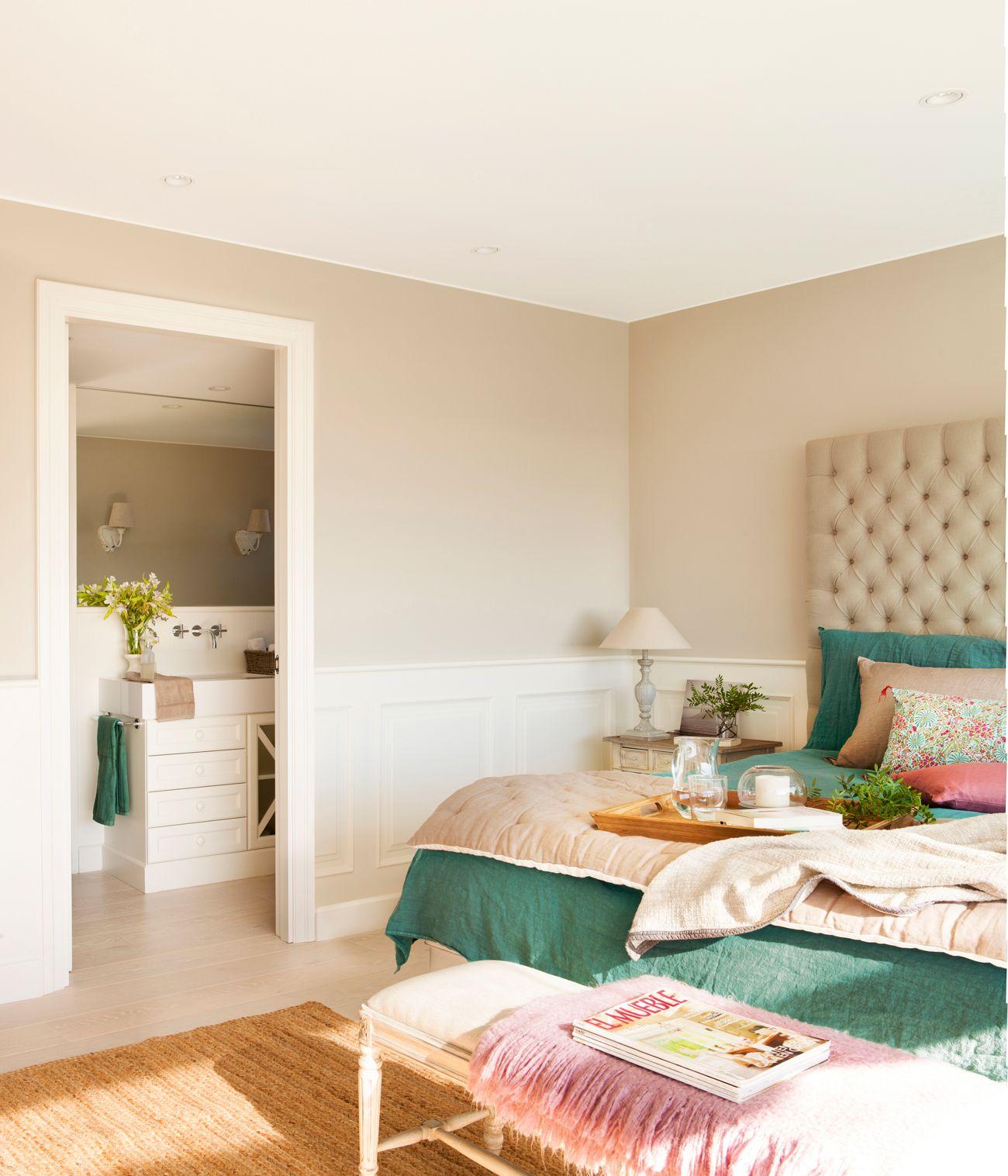 Todo lo que debe tener un dormitorio para ser perfecto - Pintura de dormitorios matrimoniales ...